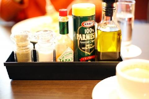 減塩レシピに意外に使えるのがパルメザンチーズ