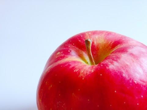 りんごの効能!便秘は皮ごとで下痢はすりおろし