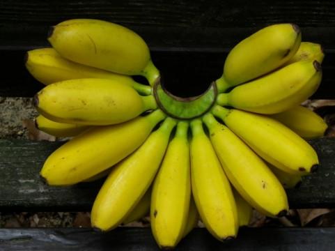 足がつるのを予防するならバナナを食べるべし