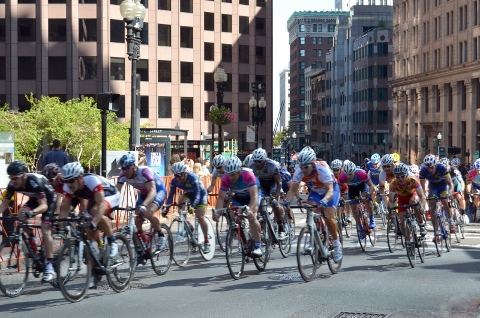 自転車ダイエットはインナーマッスルも強化