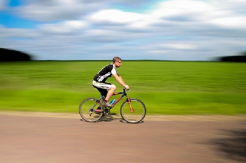 自転車に乗りながらのインナーマッスルの鍛え方
