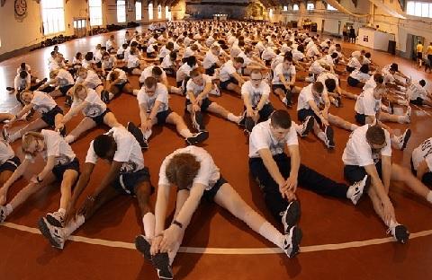 体幹を鍛えるときに混同されやすい股関節の動き