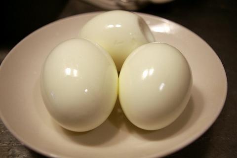 ゆで卵ダイエットが成功するのは糖質制限だから