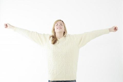 腹式呼吸のリラックス効果は横隔膜の動きが重要