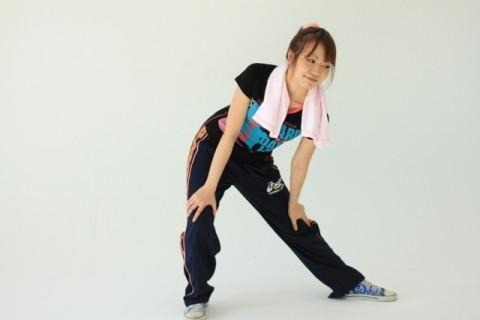 大腰筋トレーニングなら「足振りランジ」が効く