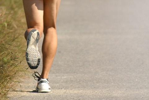 瞬発力トレーニングではふくらはぎの筋肉を強化