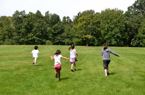周辺視野を広げるには9~12歳にトレーニング