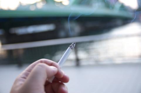 痩せない原因は早くから喫煙を始めた父親のせい