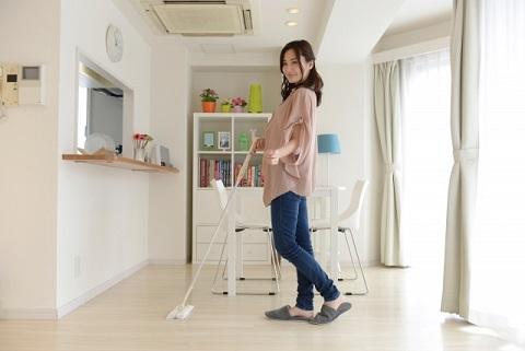 インナーマッスルを掃除をしながら鍛える方法