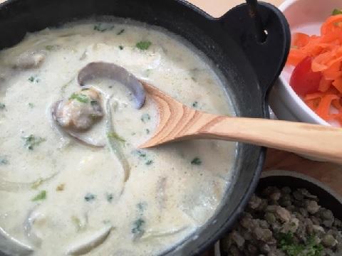 貧血にいい食べ物「あさりの水煮缶」簡単レシピ