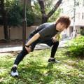 四股は運動のパフォーマンスが向上する体幹トレ