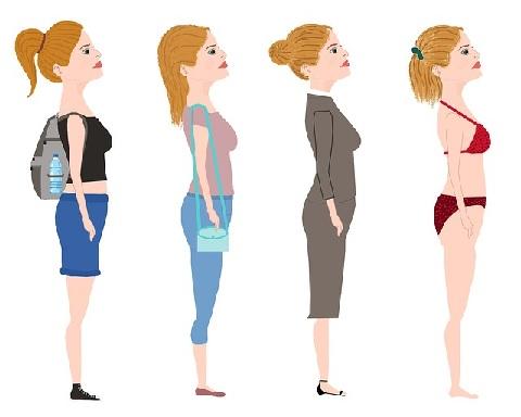ドローイン効果で鍛えられる筋肉は多岐にわたる