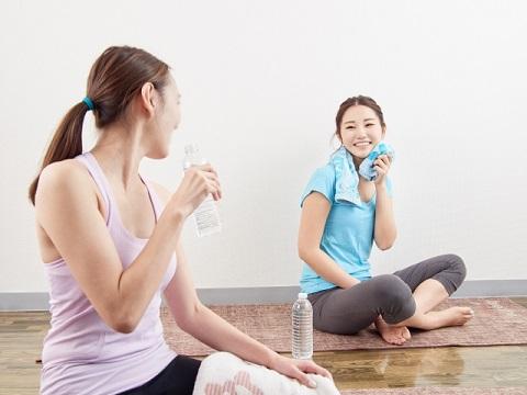 体幹トレーニングは高負荷より低負荷が効果的