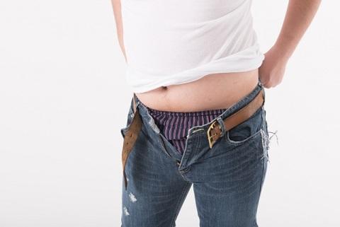内臓脂肪が溜まっているかのセルフチェック3つ