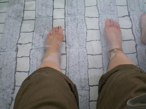 O脚の矯正には梨状筋ストレッチが効果的