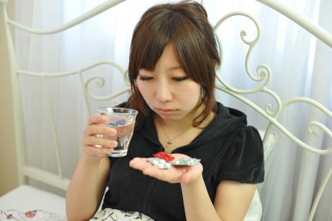 気象病の予防には抗ヒスタミン剤の酔い止め薬