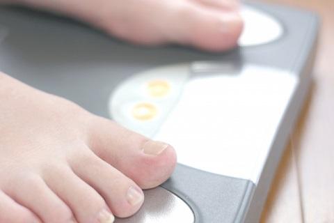 体脂肪計は運動後に測ると体脂肪率が低く出る
