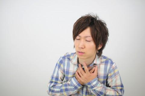 胸痛は指でさせるかどうかで重大な病気かわかる