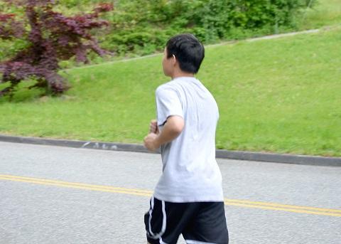 中性脂肪を減らす「50%の力で20分の運動」