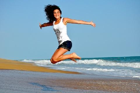 ジャンプ力を上げる「バネのある筋肉」の秘密