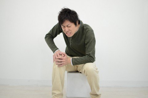膝の内側に痛みがあるかで膝痛予備軍かがわかる
