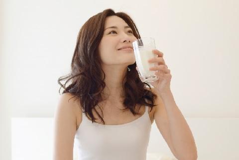 筋トレの食事に牛乳