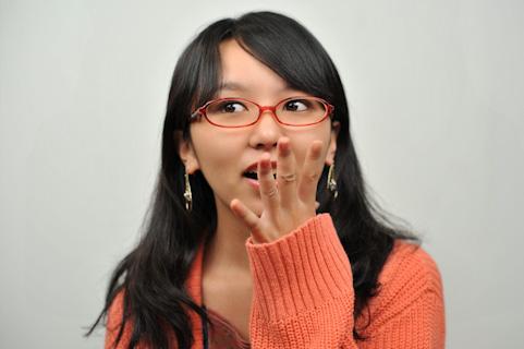 母音が中心の日本語は口呼吸になりやすい言語