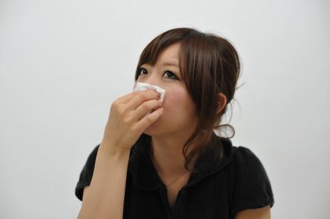 鼻づまりの原因は鼻水ではなく粘膜の膨張だった