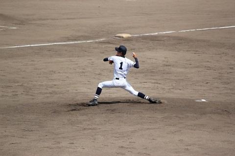 4スタンス理論で野球のピッチャーをチェック