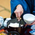 認知症を予防する食事はお米を減らすことが大切