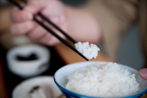 食べて痩せるなら脂質が少ない「お米」が一番