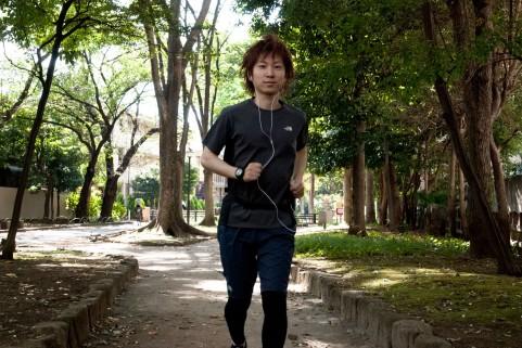 スロージョギングの効果で若返りホルモンが分泌