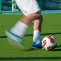 サッカーのシュートは腸腰筋の強化が重要だった