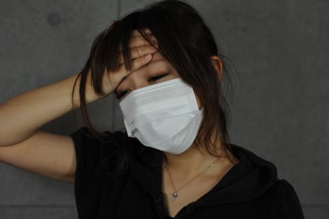 インフルエンザが発症した原因は便秘だった