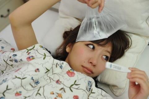 筋肉量が少ないと風邪が治りづらくなって重症化