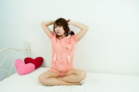 快眠方法の基本!パジャマのすそはインするもの
