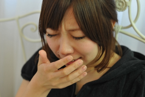 長引く咳はカビまみれの加湿器に原因があるかも