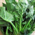 ポリフェノールを効果的に摂れる冷凍ホウレン草
