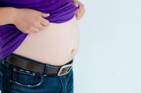お腹をへこます小腸・大腸マッサージのやり方