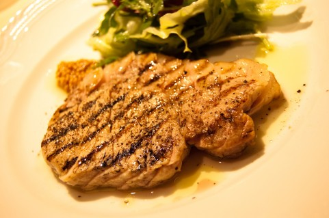 糖質制限レシピでは常にタンパク質はマシマシで