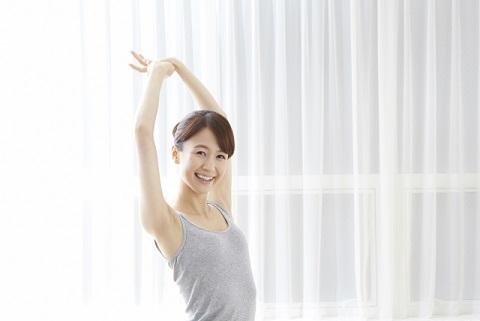 体を柔らかくするストレッチは背骨まわりが大切