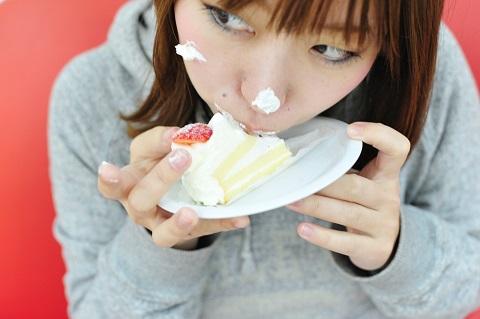 甘いものが食べたい欲求を玄米が抑えてくれる