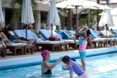 水泳の筋トレには肩のインナーマッスルが効果的