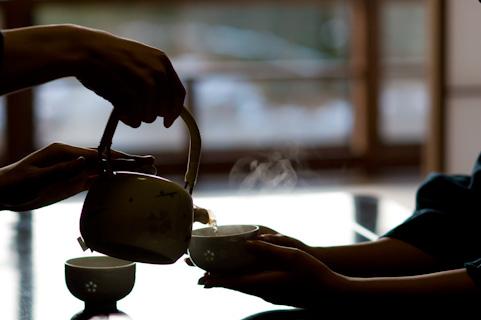 中性脂肪を下げるトクホのお茶を家庭で作る方法