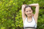 筋温を上げる動的ストレッチがコリやハリも改善