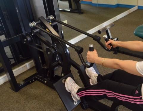 筋肥大させるなら中程度の負荷を10回×2セット