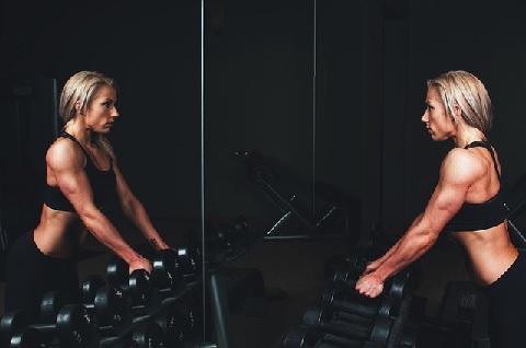 体を鍛えることによっておこる4つの筋肉の変化