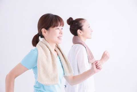 有酸素運動による内臓脂肪の落とし方