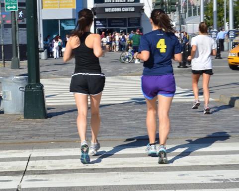 ジョギングダイエットこそがお腹の脂肪を減らす