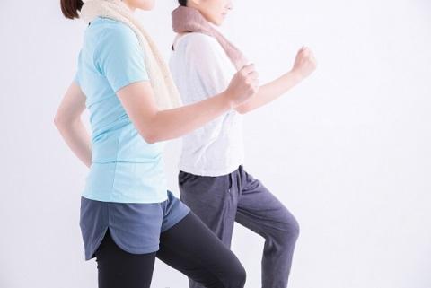 効果的な有酸素運動は時間を変えずペースを調整